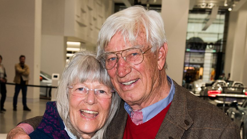 Siegfried Rauch und seine Ehefrau Karin