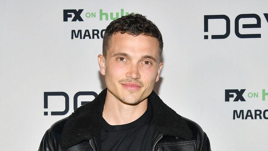 Karl Glusman im März 2020