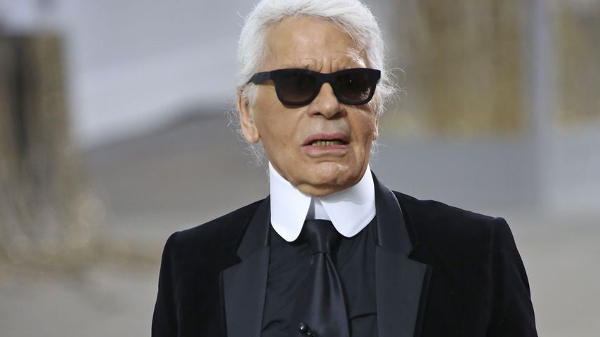 dicke im tv beleidigt anzeige f r karl lagerfeld. Black Bedroom Furniture Sets. Home Design Ideas