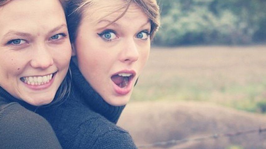Taylor Swift und Karlie Kloss