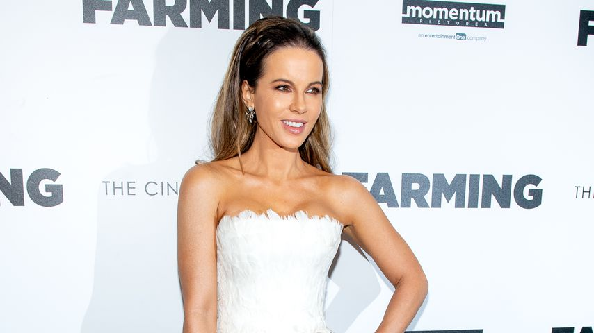 Kate Beckinsale im Oktober 2019
