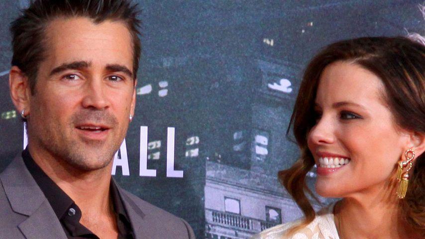 Colin Farrell küsste Kate - und ihr Mann sah zu