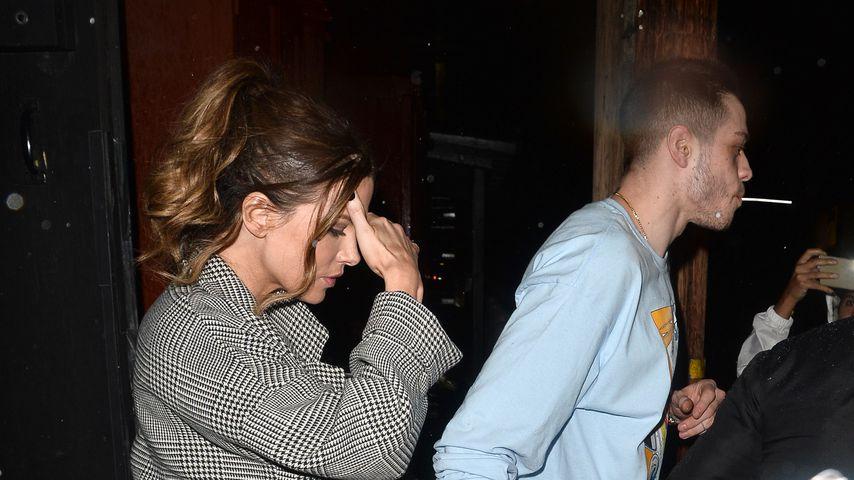 Kate Beckinsale und Pete Davidson 2019