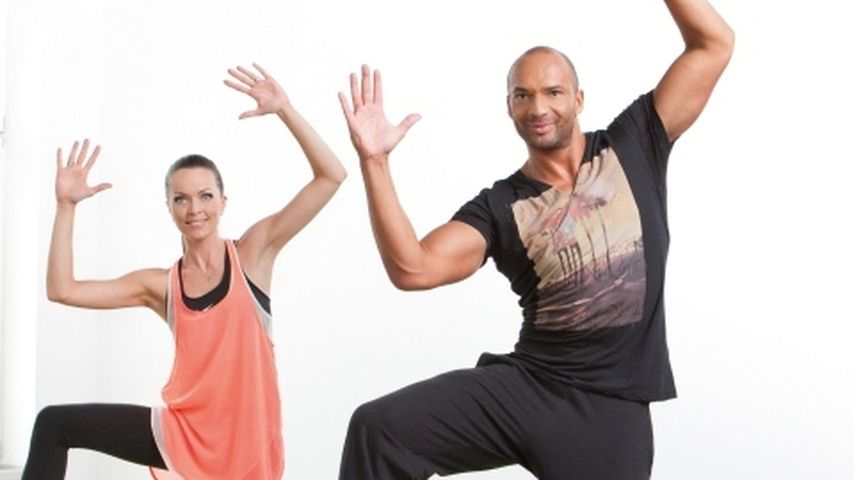 D! & Kate Hall: Neues Fitnessprogramm bei QVC!