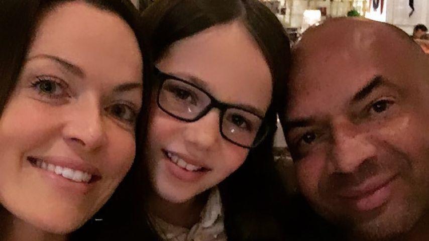 Kate Hall und Detlef D! Soost mit ihrer Tochter Ayana