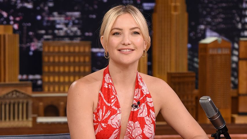 "Kate Hudson bei der ""The Tonight Show Starring Jimmy Fallon"" in New York"