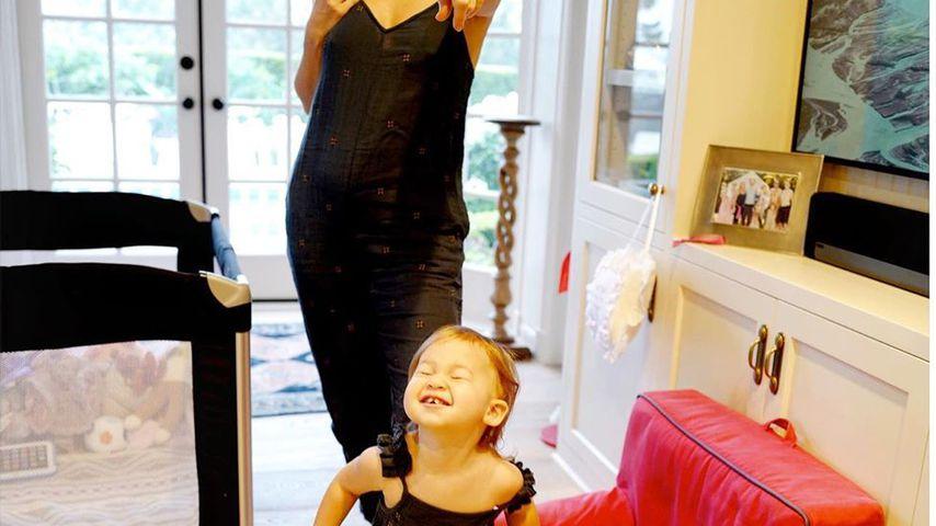 Kate Hudson mit ihrer Tochter Rani Rose Hudson Fujikawa, 2020