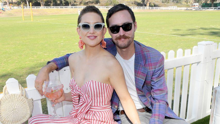 Kate Hudson und Danny Fujikawa bei einem Polo-Turnier in Los Angeles