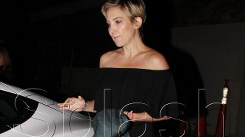 Kate Hudson beim Verlassen von Tom Hanks' und Rita Wilsons Party