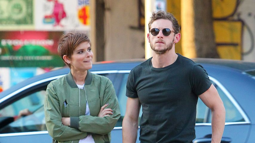 "Kate Mara & Jamie Bell: Zwei ""Fantastic Four""-Stars in Love?"