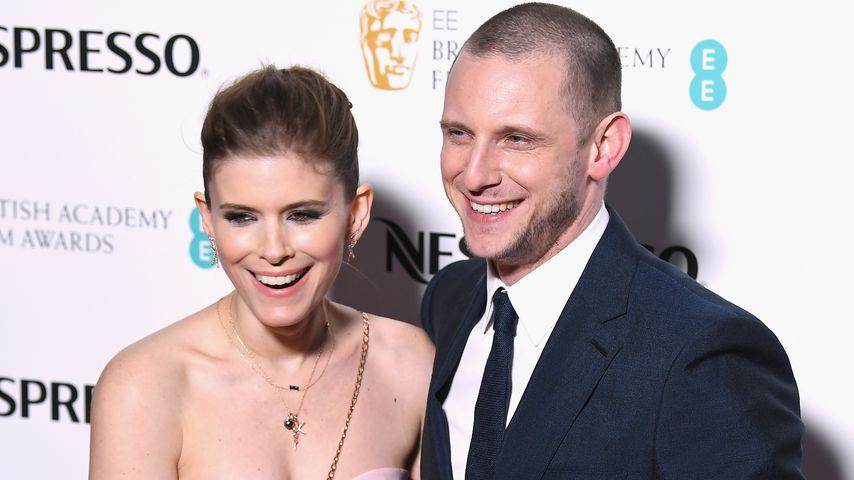 """Kate Mara & Jamie Bell: """"Fantastic Four""""-Paar total verliebt"""