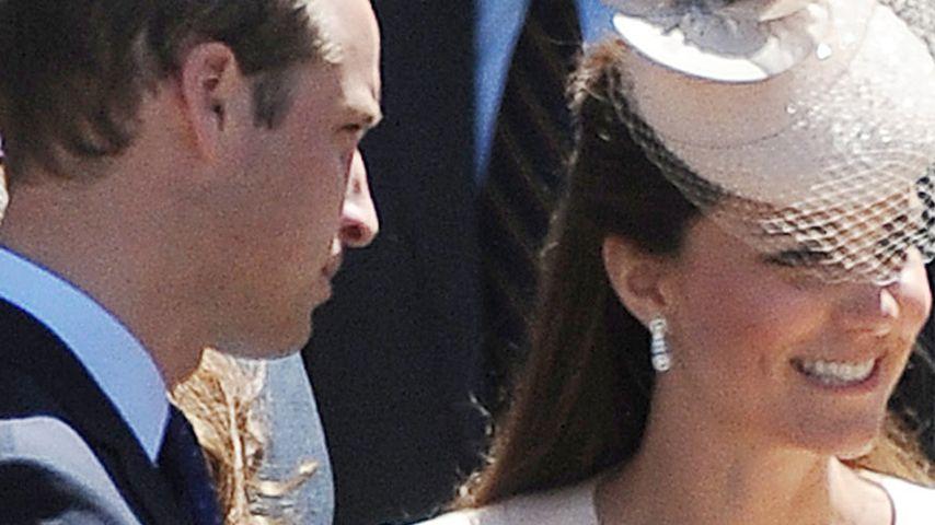 Dickes Ding: Schwerstes Royal-Baby seit 100 Jahren