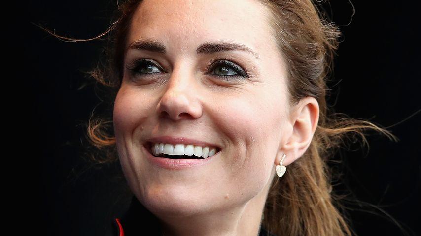 Baby Nummer 3: Ist Herzogin Kate etwa wieder schwanger?