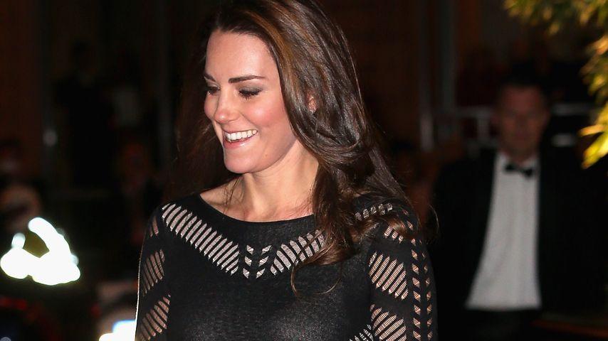 Herzogin Kate: Warum versteckt sie den Babybauch?