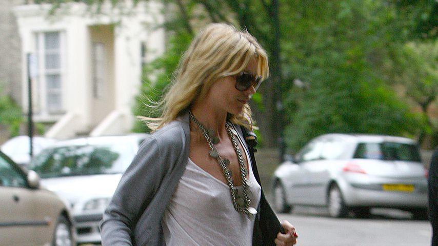 Model, Kate Moss