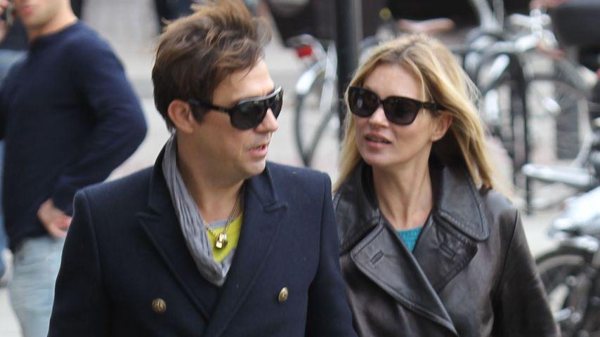 Kate Moss & Jamie Hince: Verliebter London-Bummel