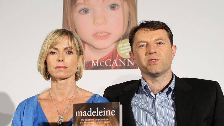 Kate und Gerry McCann in London