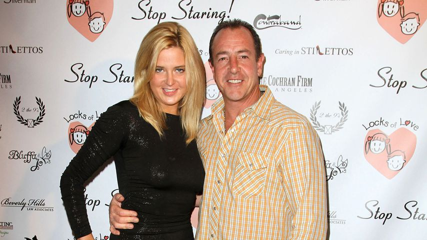 Kate Major und Michael Lohan