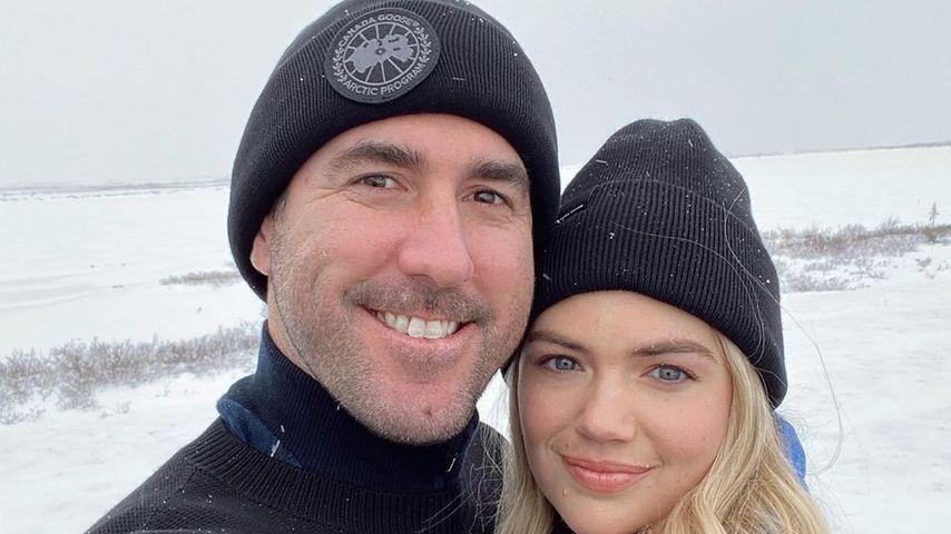 Justin Verlander und Kate Upton im November 2019