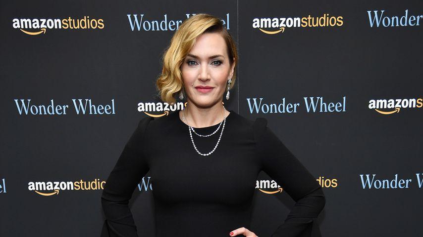 Kate Winslet im November 2017 in New York City