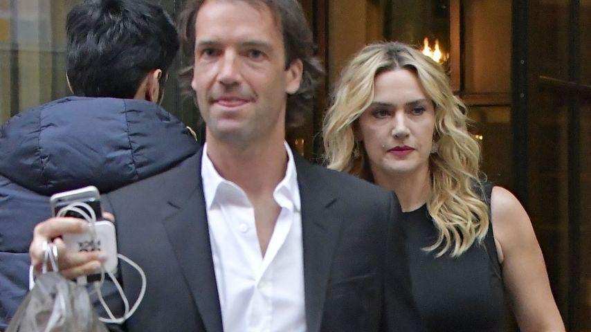 Krise mit Ned: Fährt Kate Winslets Ehe auf einen Eisberg zu?