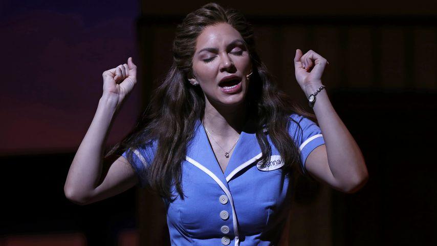 "Katharine McPhee in ""Waitress"""