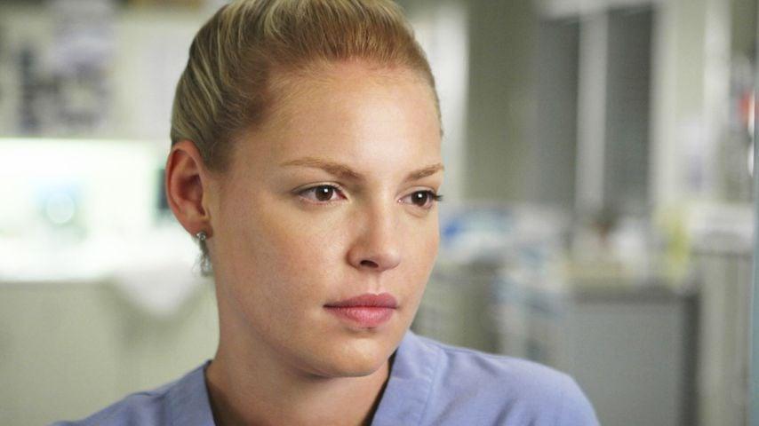 """Katherine Heigl als Dr. Izzie Stevens bei """"Grey's Anatomy"""""""