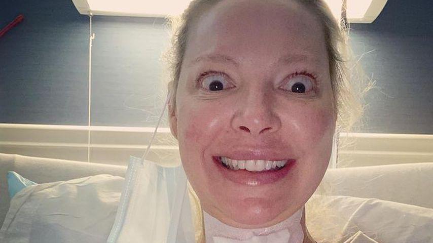 Katherine Heigl im März 2021