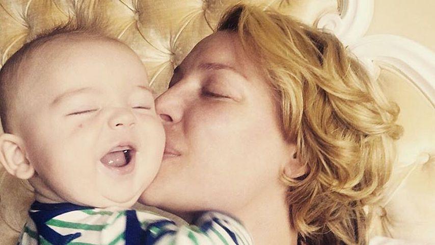 Süßes Baby-Foto: Katherine Heigls Sohn entzückt mit Lachen!