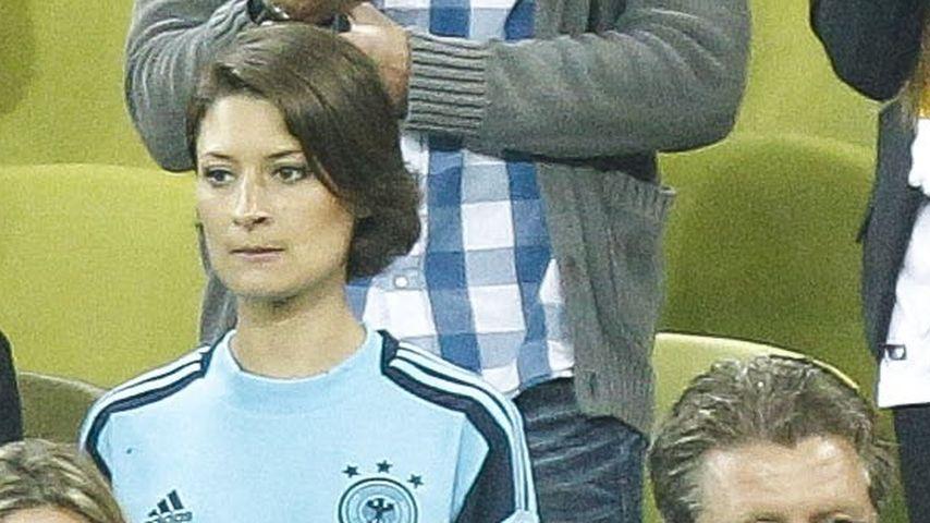 Neuer-Ex Kathrin Gilch: Keine normale Spielerfrau