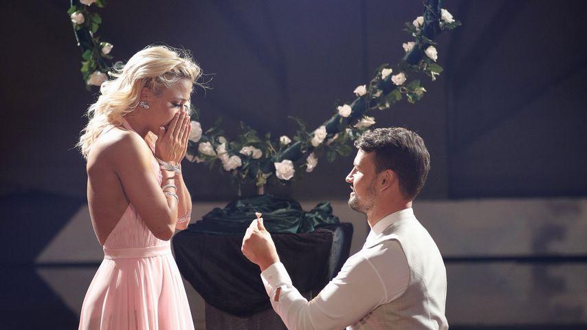 Kathrin & Heinrich: War der Show-Heiratsantrag nur gespielt?