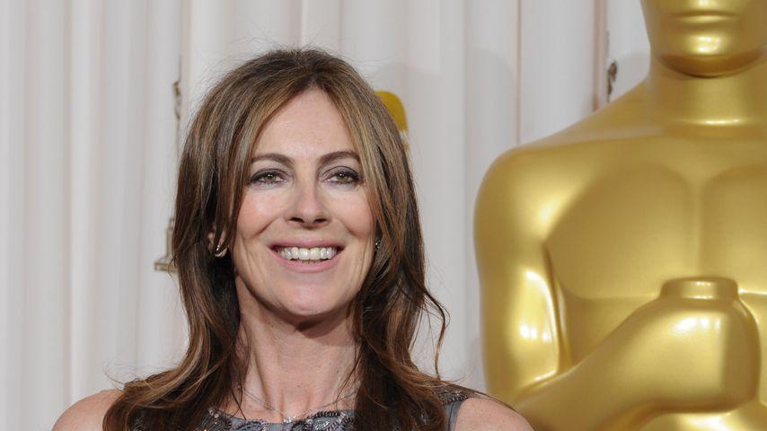 Kathryn Bigelow bei der Oscar-Verleihung 2010