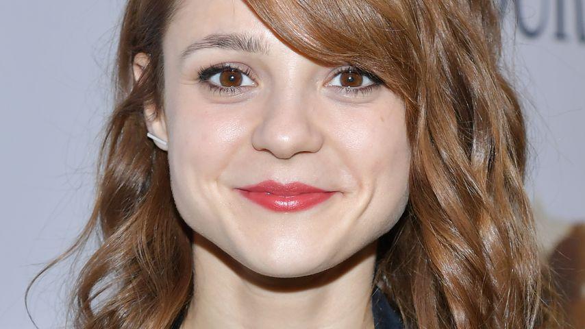 """""""Skins""""-Star Kathryn Prescott (30) von Zementlaster erfasst"""
