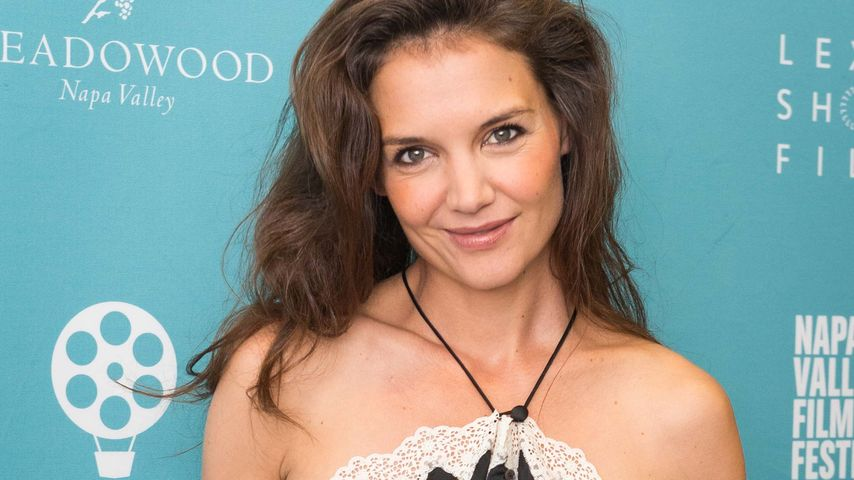 Katie Holmes beim Screening ihres Films 'All We Had' in Napa Valley
