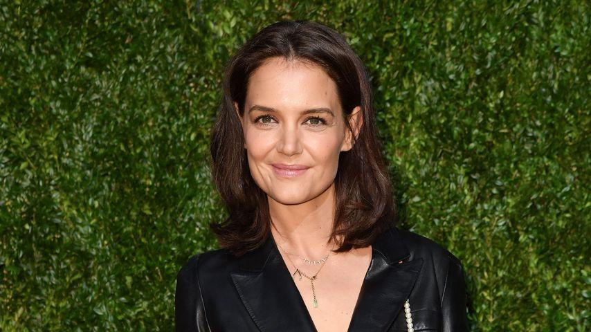 Katie Holmes beim Tribeca Film Festival Artists Dinner im April 2019