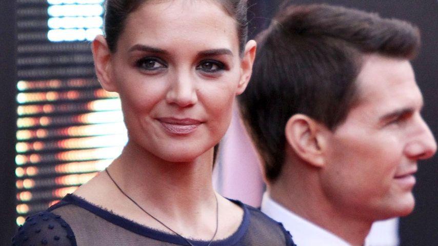 Katie Holmes: Scientology nicht Trennungsgrund?