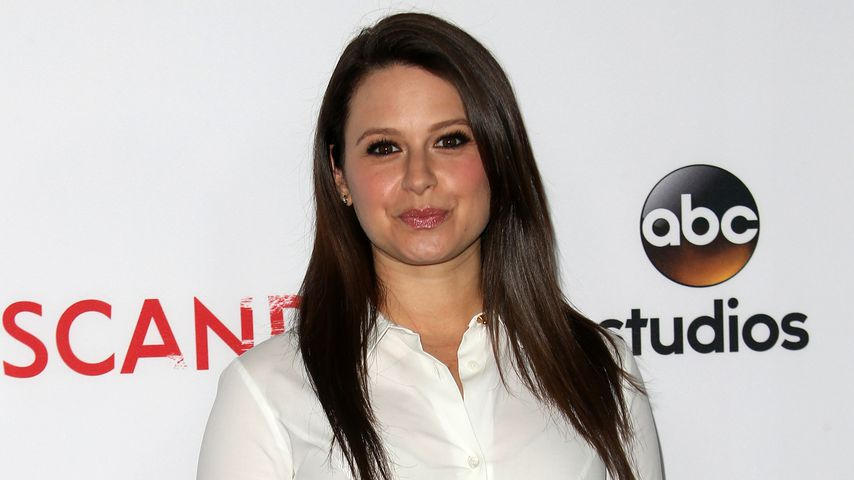 "Katie Lowes, ""Scandal""-Darstellerin"