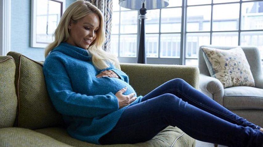 Katie Piper im Glück: Säure-Opfer wird zum 2. Mal Mutter!