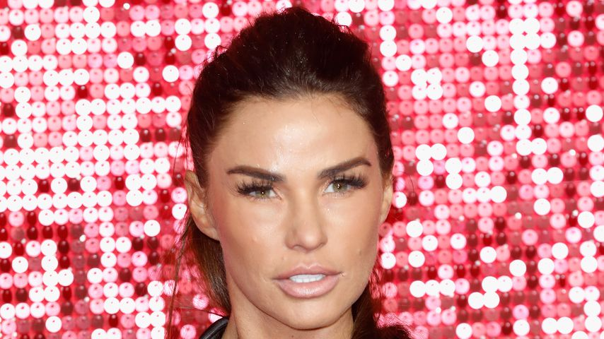 Katie Price auf der ITV Gala in London