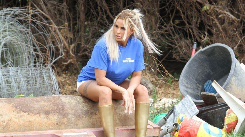 Wegen Messie-Anwesen: Bankrotte Katie Price macht Verluste