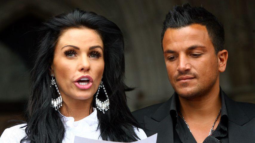 Katie Price  und Peter Andre lassen sich scheiden!