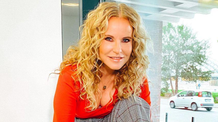 Katja Burkard im Oktober 2020