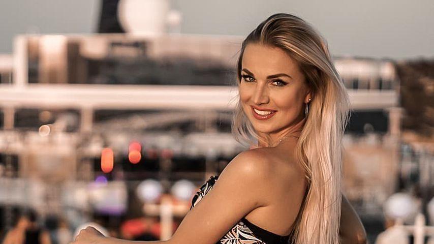 """Katja Kalugina, """"Let's Dance""""-Tänzerin"""