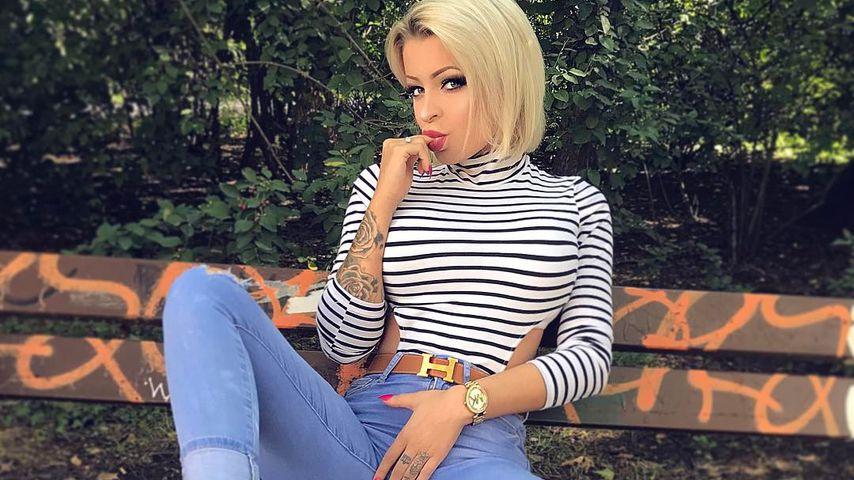 Schamlos: Katja Krasavice verlost Nacktbild auf YouTube!