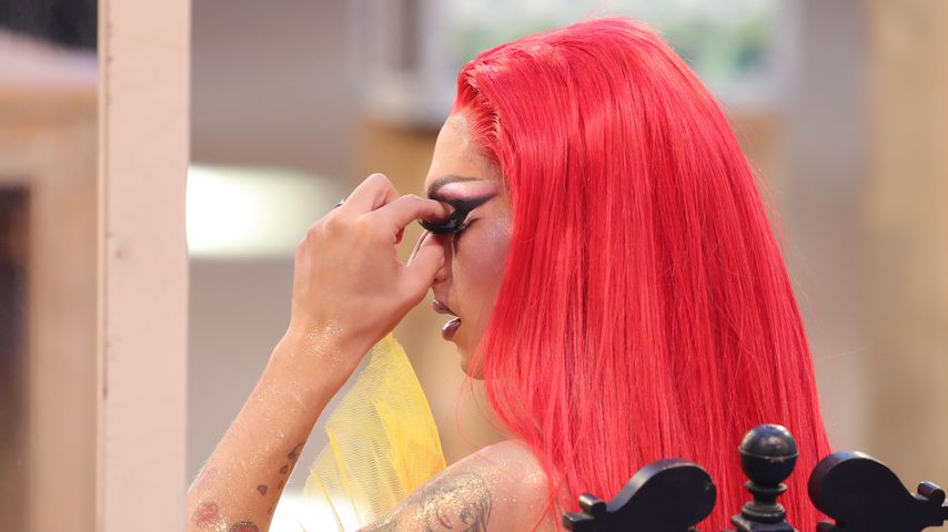 "Katy Bähm beim ""Promi Big Brother""-Finale 2020"