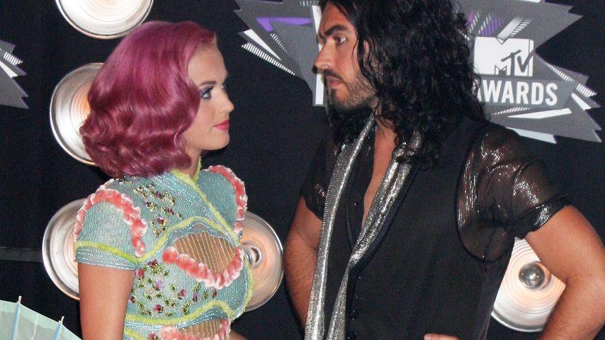 Russell Brand: Katy Perry & ich waren inkompatibel