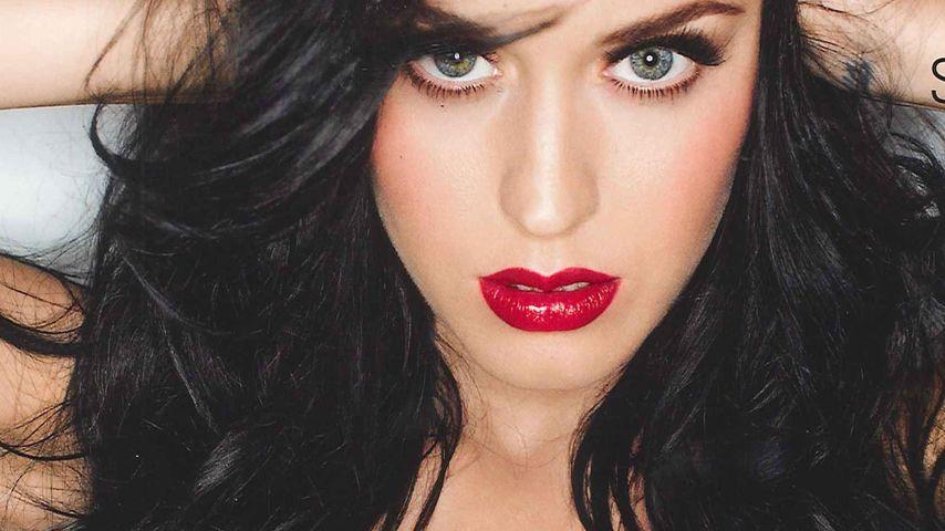 Hallo Brüste! Katy Perry als Kurven-Covergirl