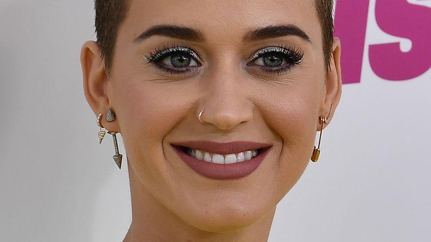 Katy Perry auf dem Red Carpet des Wango Tango Music Festivals