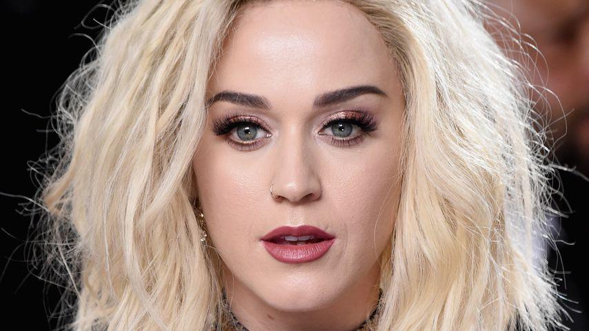 Krasser Wandel: Katy Perry trägt jetzt platinblonden Longbob