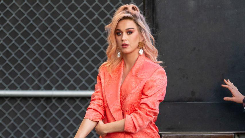 Sängerin Katy Perry im Februar 2020